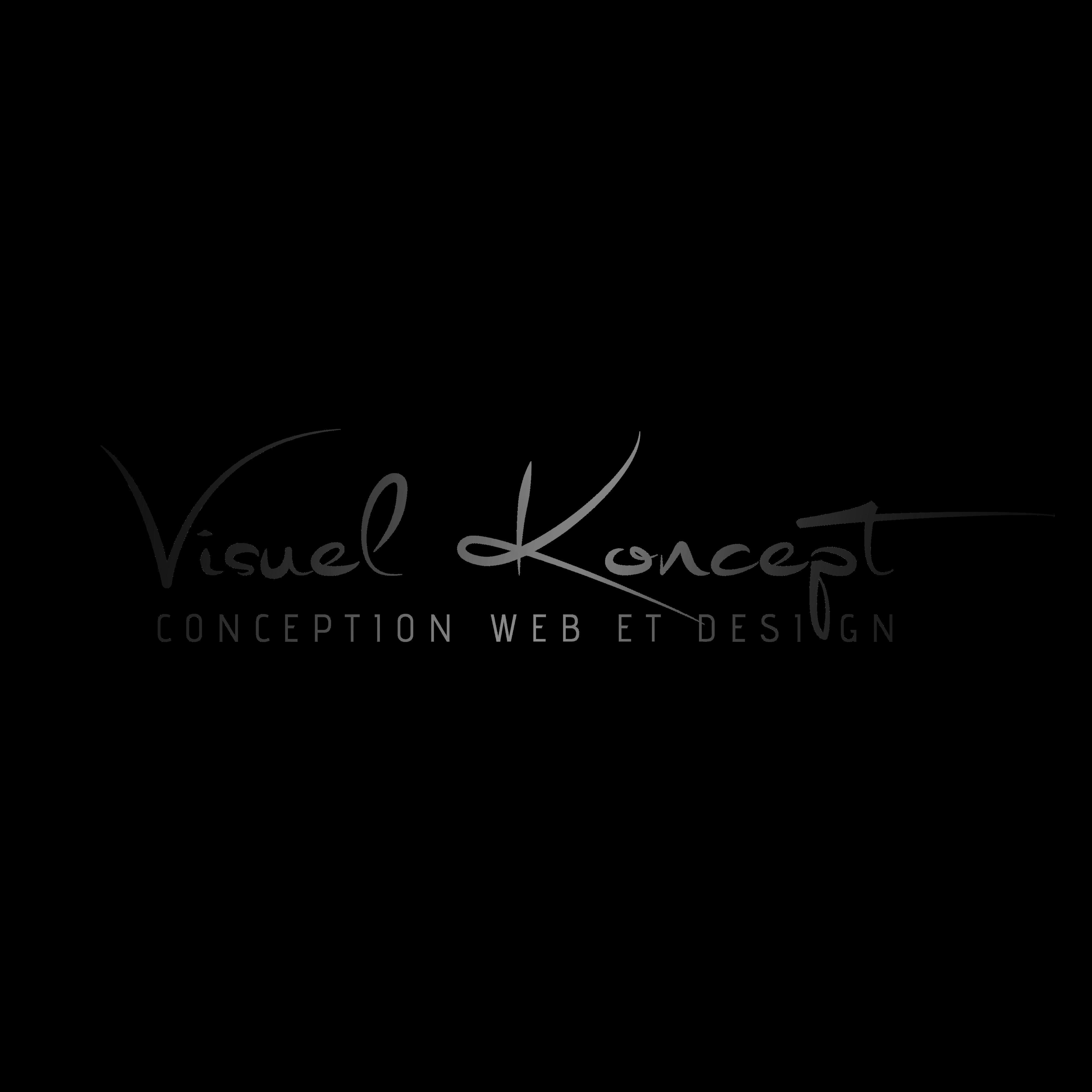 logo visuelkoncept